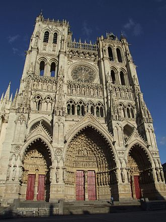 Roman Catholic Diocese of Amiens - Amiens Cathedral