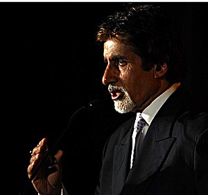 Amitabh Bachchan - Bachchan at the IIFA Awards in 2006