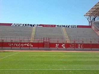 Ammochostos Stadium - Image: Ammochostos Stadium 4