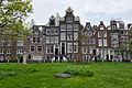 Amsterdam - Begijnhof - Maisons.jpg