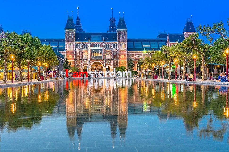Amsterdam - Rijksmuseum - panoramio - Nikolai Karaneschev