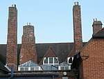 File:An array of chimneys at Bedhampton Arts Centre - geograph.org.uk - 836190.jpg