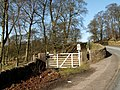 An entrance to Longshaw - geograph.org.uk - 687715.jpg
