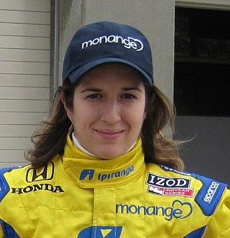 Ana Beatriz - Beatriz at the Indianapolis Motor Speedway in May 2010.