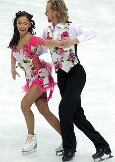 Vazgen Azrojan ice dancer