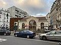 Ancienne gare Avenue St Ouen Paris 4.jpg