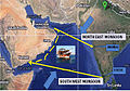 Ancient Indo - Oman maritime trade route.jpg