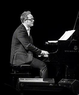 Anders Aarum Norwegian jazz pianist