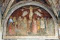 Andrea orcagna e aiuti, cappella dell'annunciazione, 1340-47, 09 crocifissione.JPG