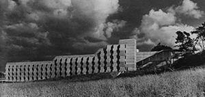 Andrew Melville Hall - Andrew Melville Hall in 1964