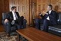 Andrew Scheer with Brian Pallister in Ottawa - 2018 (27867824808).jpg
