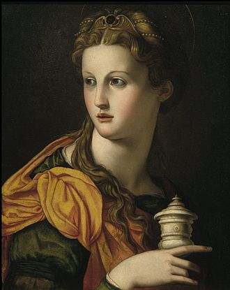 Spencer Museum of Art - Image: Angelo Bronzino Maria Magdalena