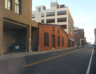 National Register of Historic Places listings in Hartford, Connecticut - Image: Ann Street Historic District Hartford CT