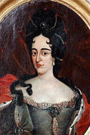 Anna Dorothea, Abbess of Quedlinburg - Princess-Abbess Anna Dorothea
