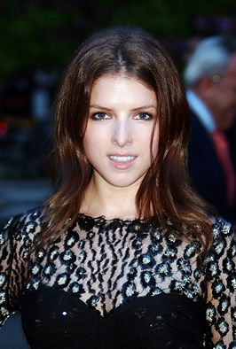 Anna Kendrick in 2011