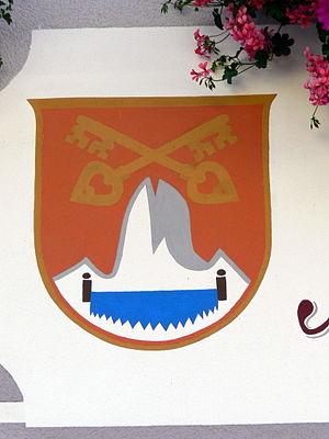 Annaberg-Lungötz - Image: Annaberg Lungötz Ortswappen
