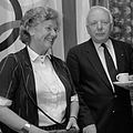 Anneke le Coultre en Koos Idenburg (1989).jpg
