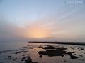 Anochece en los corrales de Montijo, una de las más bellas estampas de Chipiona.png