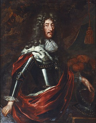 Philip William, Elector Palatine - Philip William in 1685