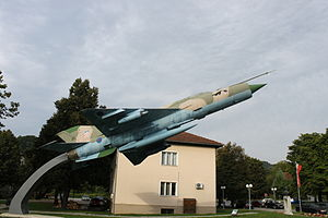 Another view of the Gorna Stubica MiG-21.jpg