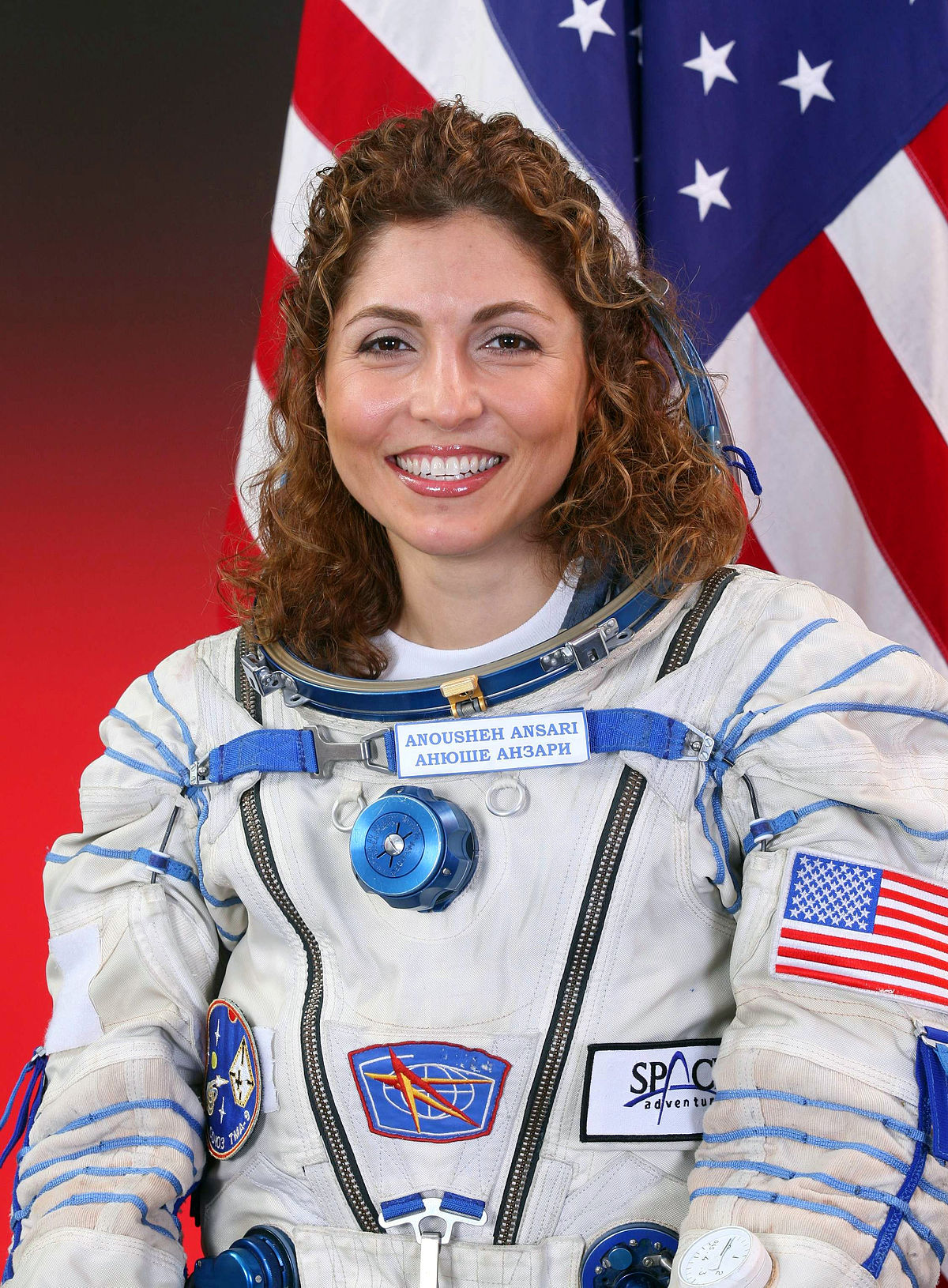 women of the space program astronauts - photo #42