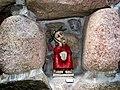 """Antano Česnulio skulptūrų parkas, """"Rūpintojėlis"""" - panoramio.jpg"""