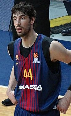 Ante Tomić (basketball) 44 FC Barcelona Bàsquet 20180126.jpg