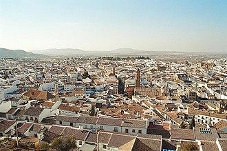 Antequera - Image: Antequera Gesamtansicht 2004