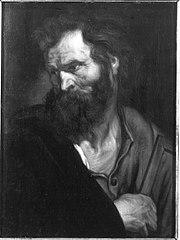 Hl. Judas Thaddäus (Werkstattkopie)