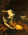 Antoine Rivalz-La mort de Cléopâtre.jpg