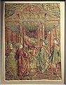 Antonio del pollaiolo (disegno), zaccaria cacciato dal tempio, 1466-88.JPG