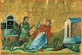 Anysia at Thessaloniki (Menologion of Basil II).jpg