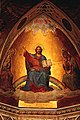 Apollinariskirche - Christusbild über dem Altar (2007).JPG