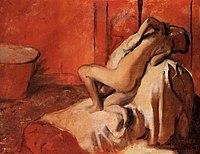 Après le bain - Edgar Degas.jpg