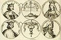 Aquila vaga, sub qua ex diuersis nationibus et familijs a VVilhelmo Hollando vsquè ad Sigismundum Lutzelburgium occidentis imperatorem XXXIX. elogijs, hieroglyphicis, numismatibus, insignibus, (14748448395).jpg