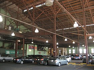 National Register of Historic Places listings in Orleans Parish, Louisiana - Image: Arabella Station Parking Sept 2008