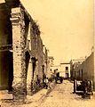 Archivo General de la Nación Argentina 1890 aprox Buenos Aires, Calle del Pecado en el barrio de Montserrat.jpg