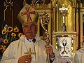 Arcybiskup Gerhard Ludwig Müller w Myszyńcu - 11.jpg