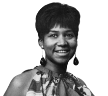 Aretha Franklin nel 1967