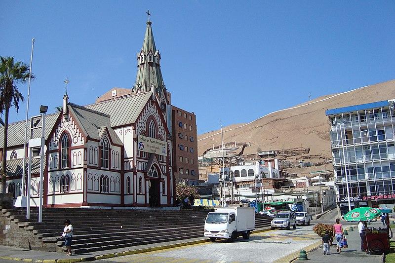 Onde morar no Chile