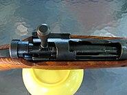 Arisaka Type 99 boltunlocked