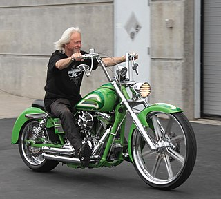 Arlen Ness American entrepreneur and motorcyclist