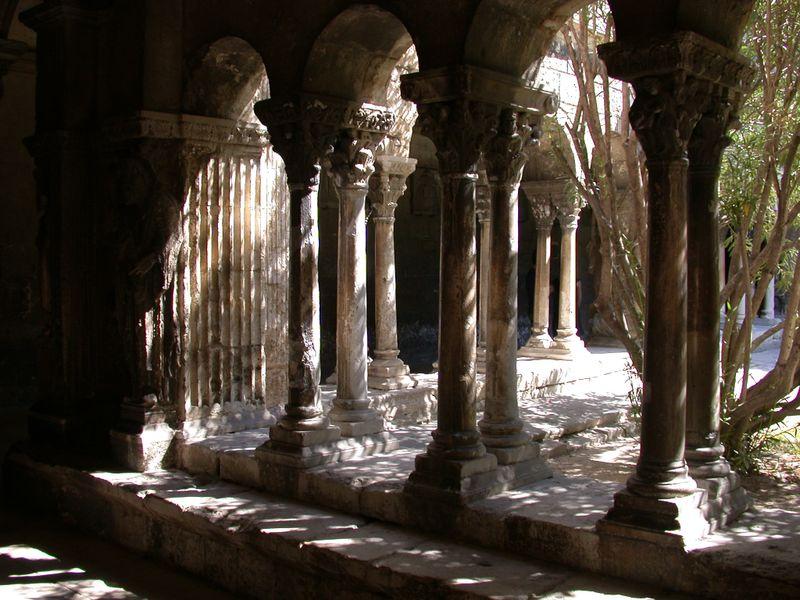 ファイル:Arles St Trophime Kreuzgang 20040828-240.jpg