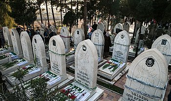 Armenian victims of Iran-Iraq war graves in Tehran 139411152117119837041854.jpg