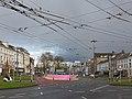Arnhem, Willemstunnel bij Willemsplein voor Giro d'Italia foto9 2016-04-17 17.29.jpg