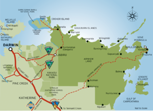 Arnhem Land map.png