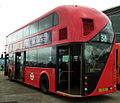 Arriva London bus LT7 (LT12 GHT), Showbus 2012 (3).jpg