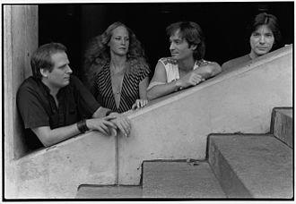 Art in America (band) - Art in America 1983