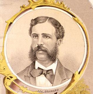 Asa Brainard American baseball player