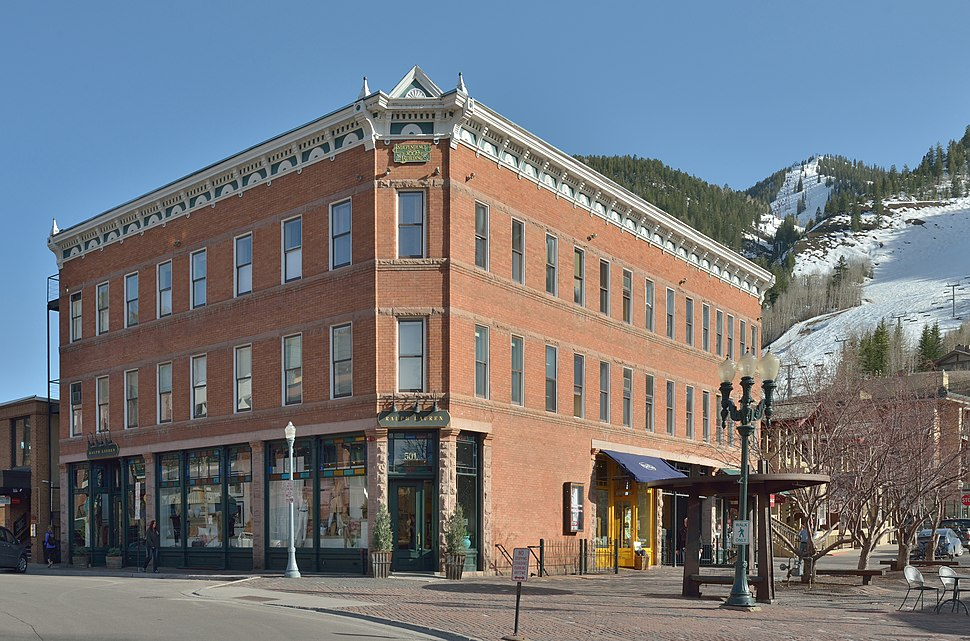 Aspen Independence building